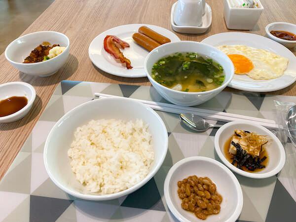 ジャスミン 59 ホテル(Jasmine 59 Hotel)の朝食1