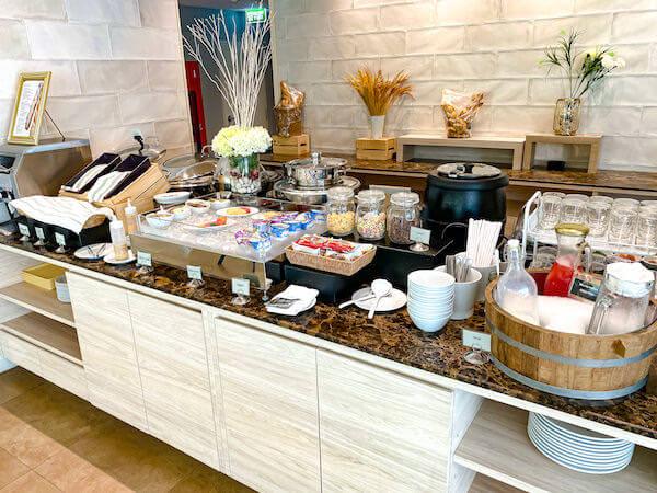 ジャスミン 59 ホテル(Jasmine 59 Hotel)の朝食3