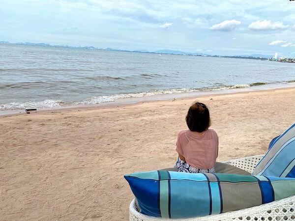 ナバーナネイチャーエスケープ(Navana Nature Escape)のプライベートビーチ2