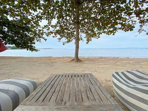ナバーナネイチャーエスケープ(Navana Nature Escape)のプライベートビーチ3