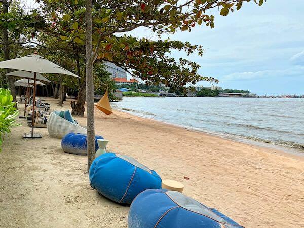 ナバーナネイチャーエスケープ(Navana Nature Escape)のプライベートビーチ4