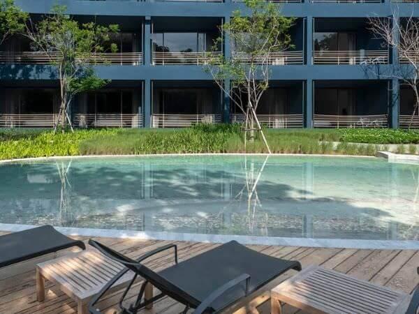 ナバーナネイチャーエスケープ(Navana Nature Escape)の子供用プール