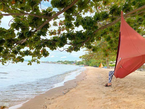ナバーナネイチャーエスケープ(Navana Nature Escape)のプライベートビーチ