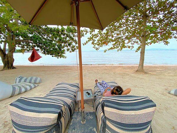 ナバーナネイチャーエスケープ(Navana Nature Escape)のプライベートビーチ5