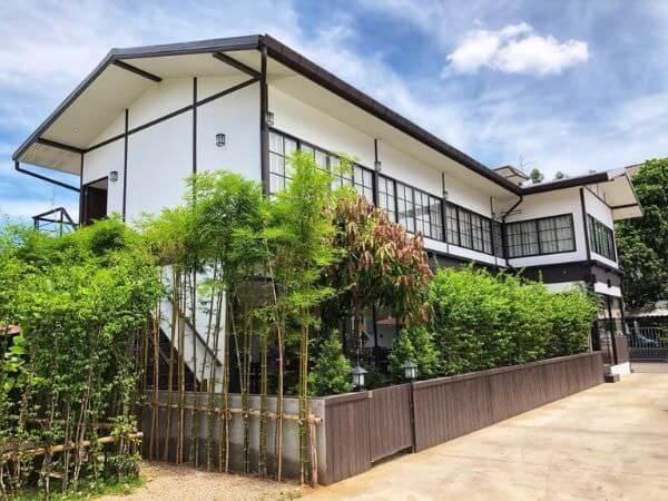 利休庵(Rikyuan Chiangmai)の外観