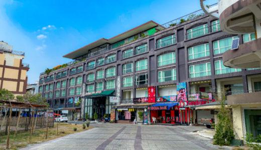 アヤブティック パタヤ宿泊レビュー。夜遊び用ホテルとしては最高。