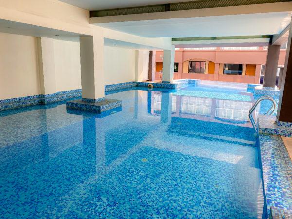 アヤブティックホテル パタヤ(Aya Boutique Hotel Pattaya)のプール