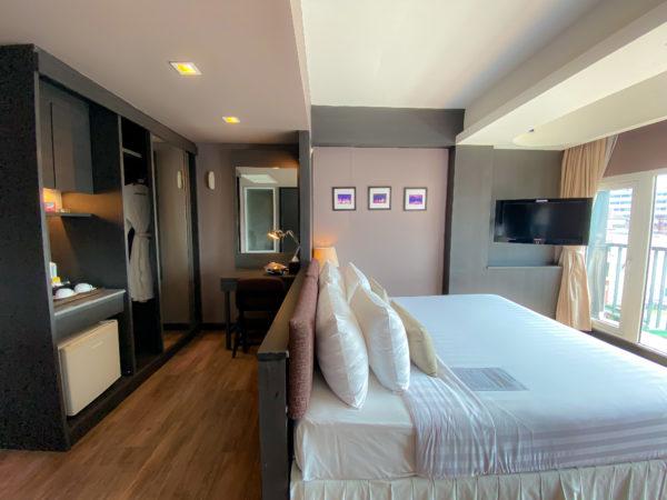 アヤ ブティック ホテル パタヤ (Aya Boutique Hotel Pattaya)の客室3