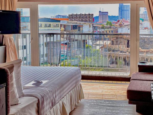アヤブティックホテル パタヤ(Aya Boutique Hotel Pattaya)のデラックスコートヤード2