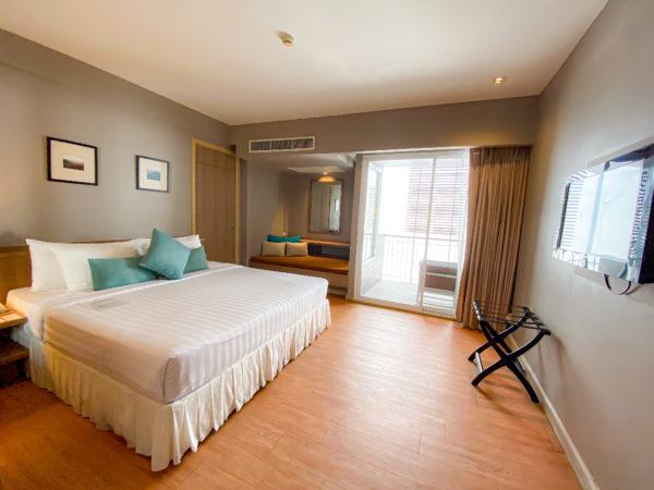 アヤブティックホテル パタヤ(Aya Boutique Hotel Pattaya)のデラックスルーム
