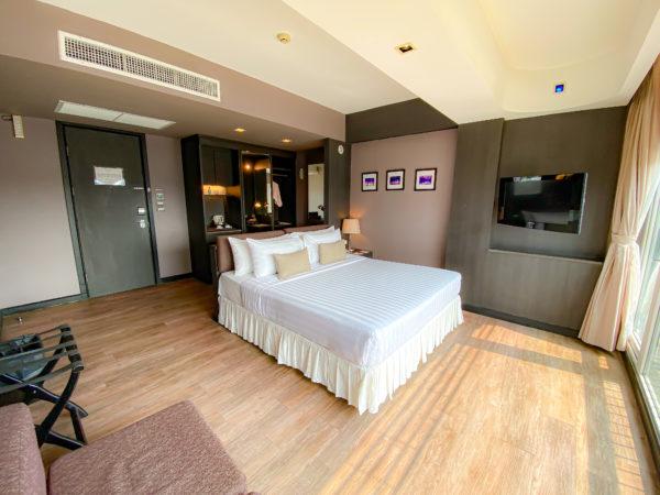アヤ ブティック ホテル パタヤ (Aya Boutique Hotel Pattaya)の客室2