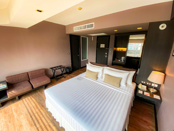 アヤブティックホテル パタヤ(Aya Boutique Hotel Pattaya)のデラックスコートヤード4