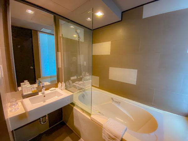 アヤブティックホテル パタヤ(Aya Boutique Hotel Pattaya)のバスルーム
