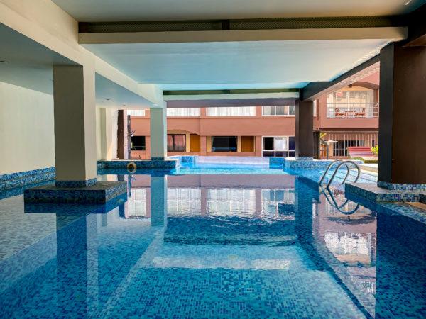 アヤブティックホテル パタヤ(Aya Boutique Hotel Pattaya)のプール2