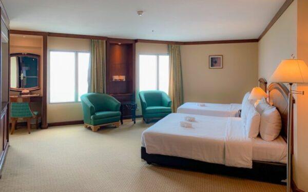 バイヨークスカイホテル(Baiyoke Sky Hotel)の客室