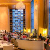 バンコク マリオットホテル スクンビット(Bangkok Marriott Hotel Sukhumvit)のラウンジ