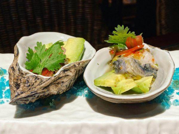 クラウンプラザ バンコク ルンピニ パーク(Crowne Plaza Bangkok Lumpini Park)のレストラン「パノラマ(PANORAMA)」で食べた料理2