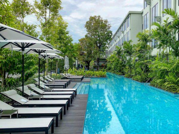 フォー ポインツ バイ シェラトン パトン ビーチ リゾート(Four Points by Sheraton Phuket Patong Beach Resort)のプール5