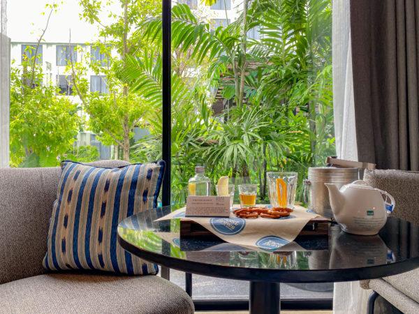 フォー ポインツ バイ シェラトン パトン ビーチ リゾート(Four Points by Sheraton Phuket Patong Beach Resort)のプールアクセスルーム3