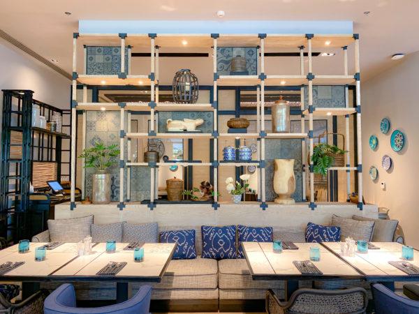 フォーポインツ バイ シェラトン パトン ビーチ リゾート(Four Points by Sheraton Phuket Patong Beach Resort)のレストラン2