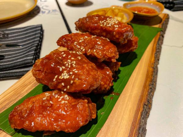 フォーポインツ バイ シェラトン パトン ビーチ リゾート(Four Points by Sheraton Phuket Patong Beach Resort)で食べたディナー1