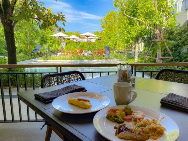 フォーポインツ バイ シェラトン パトン ビーチ リゾート(Four Points by Sheraton Phuket Patong Beach Resort)の朝食7
