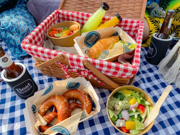 フォーポインツ バイ シェラトン パトン ビーチ リゾート(Four Points by Sheraton Phuket Patong Beach Resort)でのピクニックサービス2