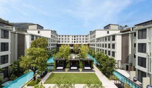 パトンビーチのおすすめホテル。プールアクセスルームが素敵!立地も完璧のフォーポインツ バイ シェラトン プーケット。