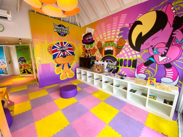 ハードロックホテル パタヤ(Hard Rock Hotel Pattaya)のキッズルーム1