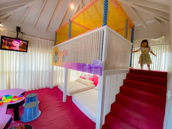 ハードロックホテル パタヤ(Hard Rock Hotel Pattaya)のキッズルーム2