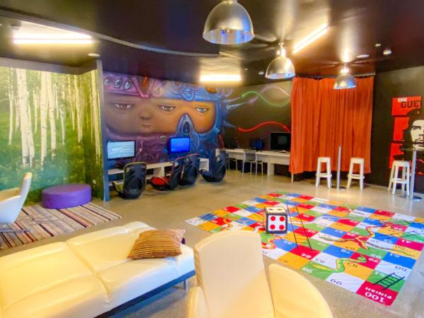 ハードロックホテル パタヤ(Hard Rock Hotel Pattaya)の高学年向けキッズルーム2