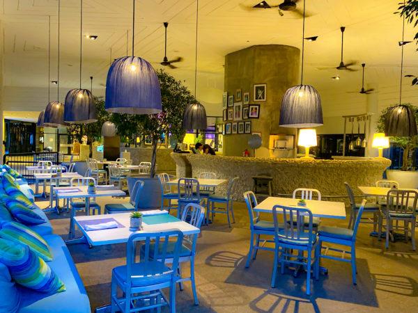ハードロックホテル パタヤ(Hard Rock Hotel Pattaya)のレストラン
