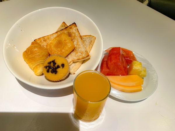 ハードロックホテル パタヤ(Hard Rock Hotel Pattaya)の朝食1