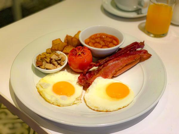 ハードロックホテル パタヤ(Hard Rock Hotel Pattaya)の朝食2
