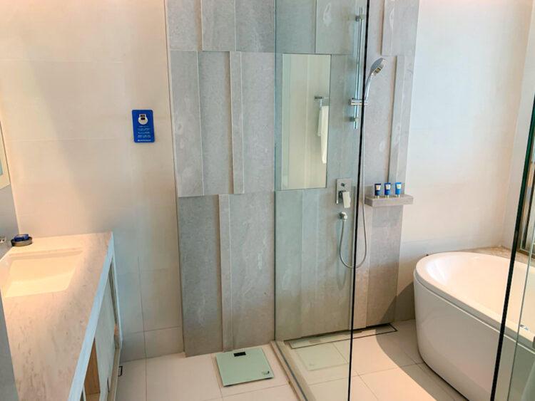 ホテル ニッコー バンコク(Hotel Nikko Bangkok)のバスルーム