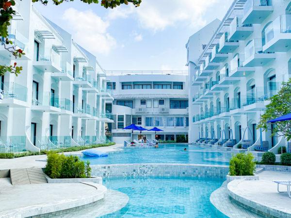 クラムパタヤ(Kram Pattaya)のプール2