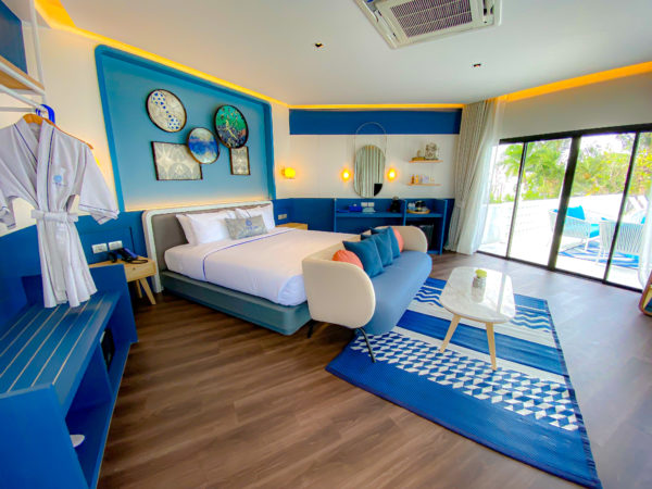 クラムパタヤ(Kram Pattaya)のプライベートヴィラ客室2