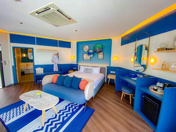 クラムパタヤ(Kram Pattaya)のプライベートヴィラ客室3