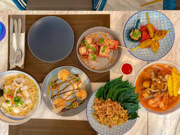 クラムパタヤ(Kram Pattaya)で食べたディナー
