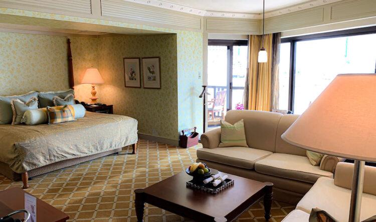 マンダリン オリエンタル バンコク(Mandarin Oriental Bangkok)の客室