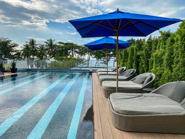 メラマーレ パタヤ(Mera Mare Pattaya)のプール2