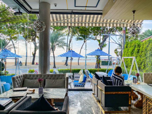 メラマーレ パタヤ(Mera Mare Pattaya)のレストラン・カフェ