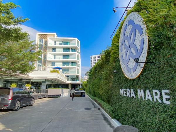 メラマーレ パタヤ(Mera Mare Pattaya)の外観