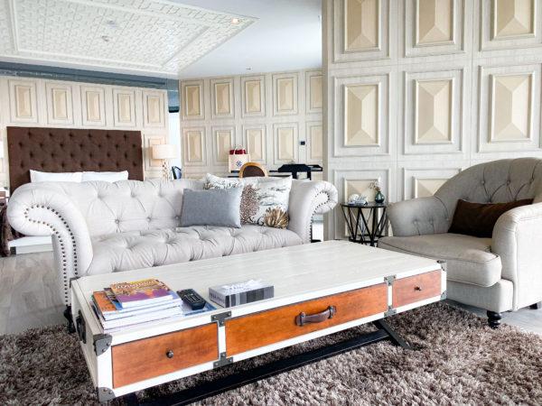 メラマーレ パタヤ(Mera Mare Pattaya)のジュニアスイート オーシャンビュー(Junior Suite with Ocean View)客室3