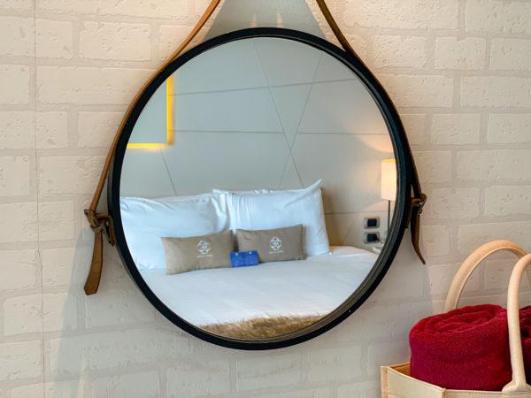 メラマーレ パタヤ(Mera Mare Pattaya)客室の鏡