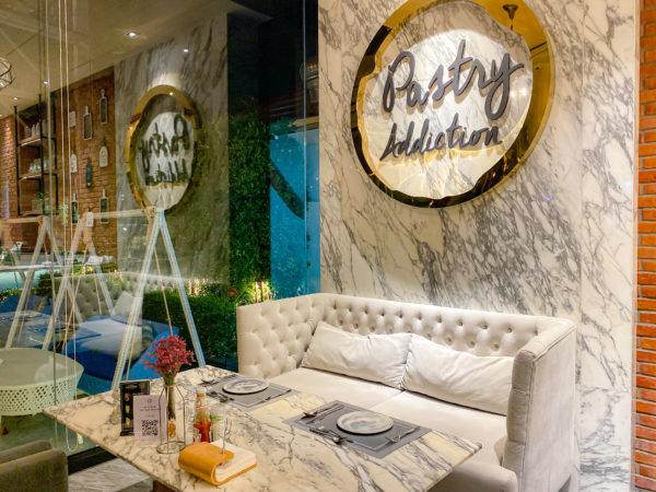 メラマーレ パタヤ(Mera Mare Pattaya)のディナー会場