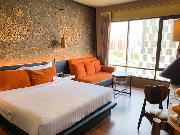 サイアム アット サイアム デザイン ホテル バンコク(Siam @ Siam Design Hotel Bangkok)の客室1