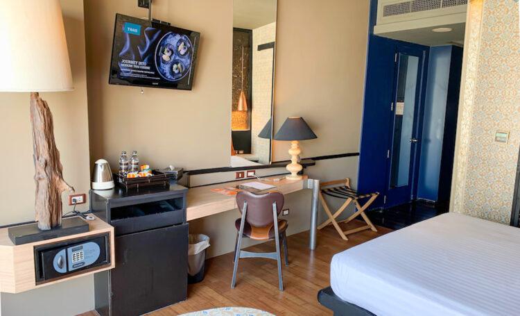 サイアム アット サイアム デザイン ホテル バンコク(Siam @ Siam Design Hotel Bangkok)の客室2