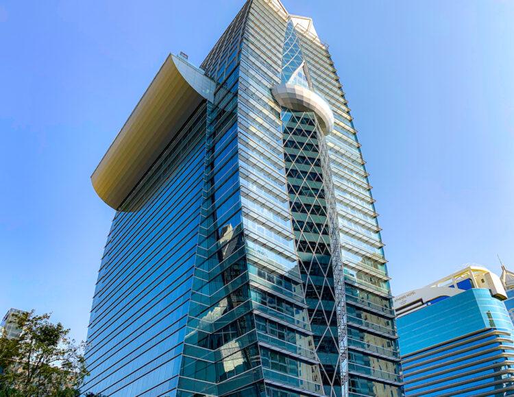 ジ オークラ プレステージ バンコク(The Okura Prestige Bangkok)の外観