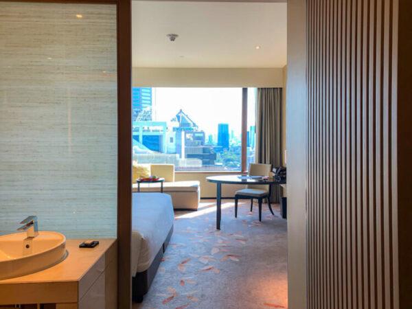 ジ オークラ プレステージ バンコク(The Okura Prestige Bangkok)の客室1
